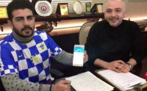 turkish football transfer via bitcoin