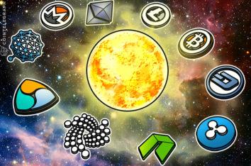 Τα 7 κρυπτονομίσματα που απειλούν την κυριαρχία του bitcoin