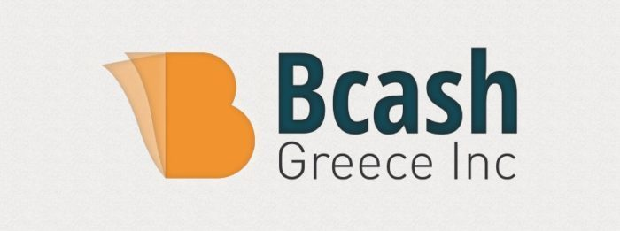 bcash greece