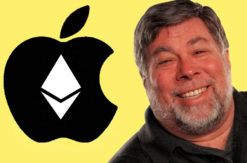 Wozniak ethereum next apple