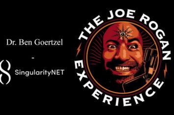 Ο CEO του SingularityNET στο podcast του Joe Rogan