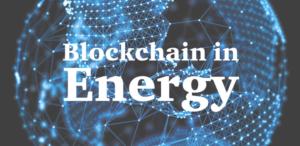 blockchain in energy